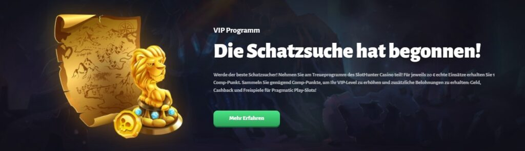 VIP Programm