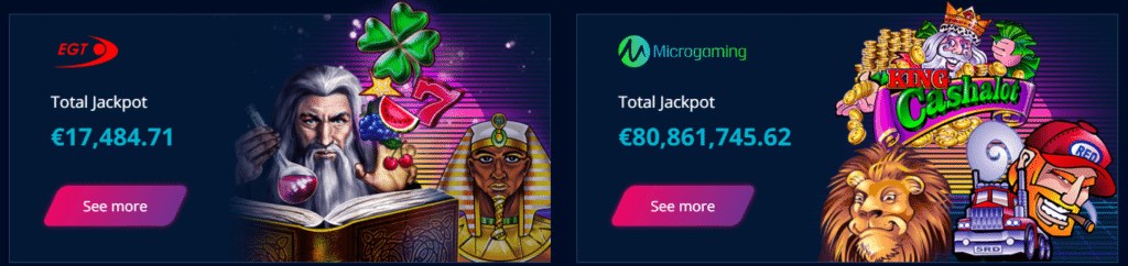 Progressiver Jackpots