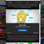 Betway Casino Angebot Schnittstelle
