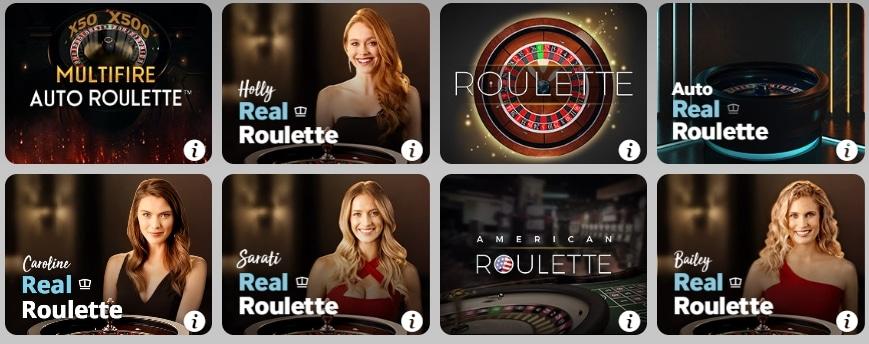 Betway Casino Spielen Roulette