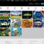 Betway Casino Bekanntschaft mit der Website